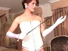 Have Fun With Awesome Ladyboy Honey 1