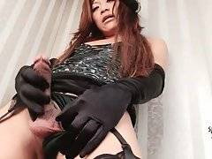 Pretty Ladyboy Shows Her Charms On Camera 3